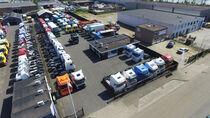 Trgovačka stranica Kaus Trucks