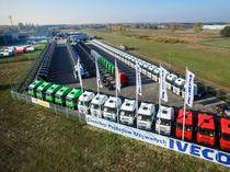 Trgovačka stranica Iveco Poland Sp. z o. o. Used Truck Center