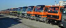 Trgovačka stranica Trucks Trailers & Machinery BV
