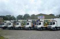Trgovačka stranica Truck Centrum Meerkerk bv