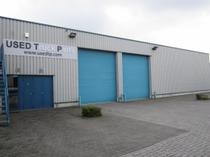 Trgovačka stranica Used Truck Parts BVBA company