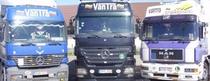Trgovačka stranica UAB Vantra
