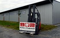Trgovačka stranica Richter & Friedewald Fördertechnik GmbH
