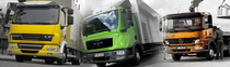 Trgovačka stranica Admm-Truck, s.r.o.