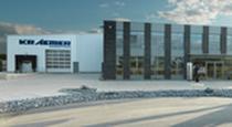 Trgovačka stranica Kraemer Baumaschinen company