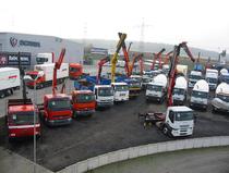 Trgovačka stranica Top Truck Contact GmbH