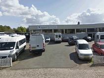 Trgovačka stranica Vejstruproed Busimport ApS
