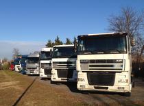 Trgovačka stranica DS Trucks