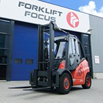 Trgovačka stranica Forklift Focus B.V.