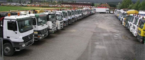 Trgovačka stranica Orma Trucks Trading GmbH