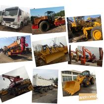 Trgovačka stranica Shanghai Initiative Construction Machinery Co., Ltd