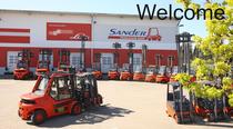 Trgovačka stranica Sander Fördertechnik GmbH