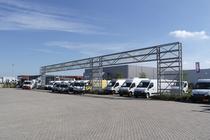 Trgovačka stranica Volvo Group Truck Center B.V.