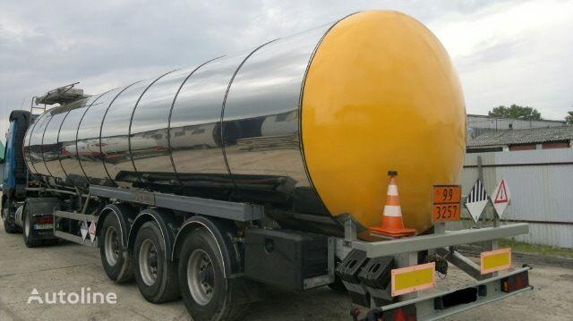 cisterna za bitumen FELDBINDER