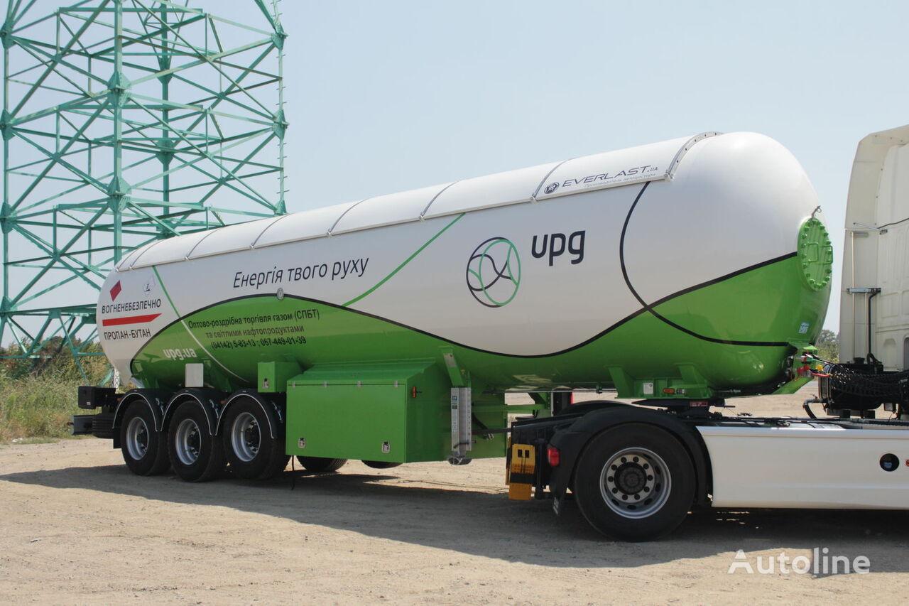 nova cisterna za gas EVERLAST LPG