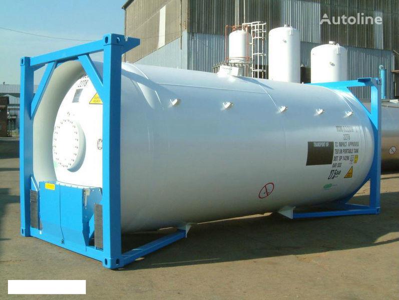 cisterna za gas GASCON   20 FT