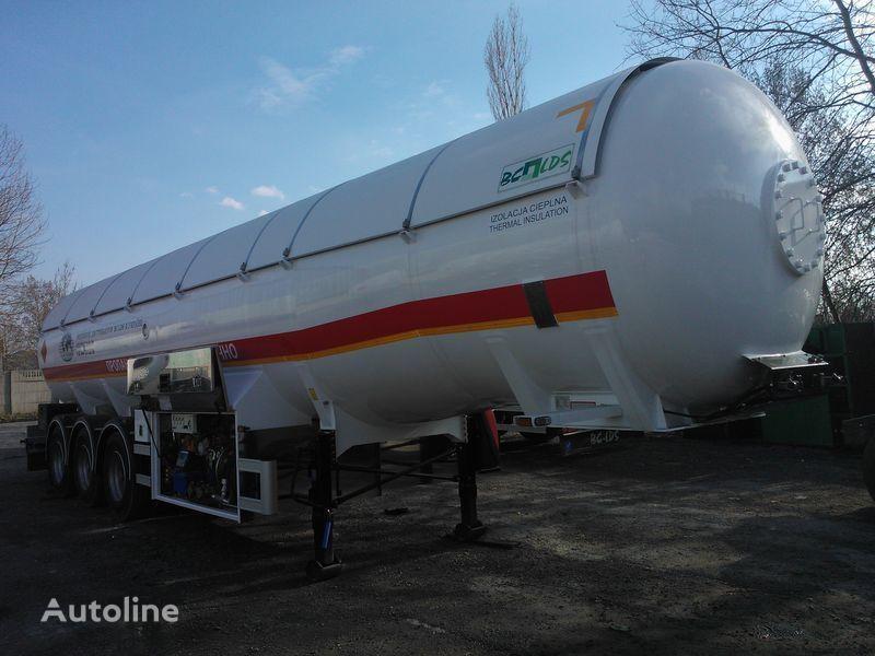 nova cisterna za gas LDS BC-LDS NCG-43