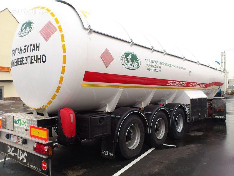 nova cisterna za gas LDS BC-LDS NCG-46