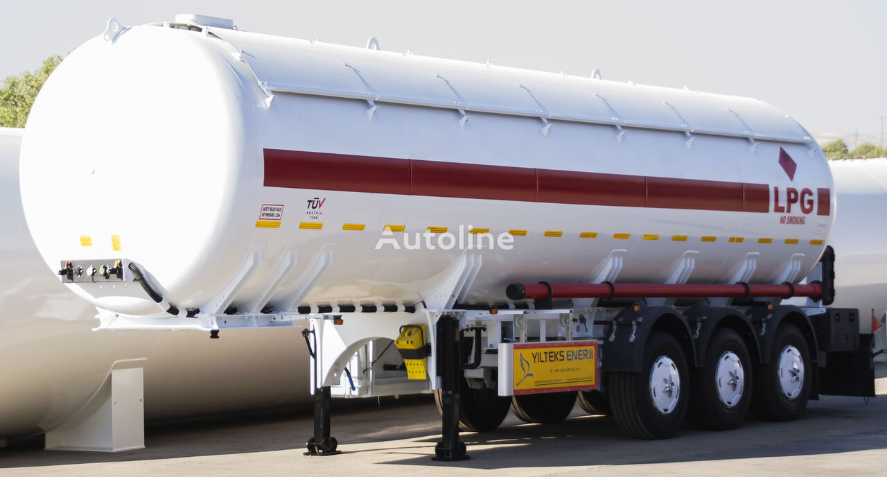 nova cisterna za gas YILTEKS Semi - Trailer LPG