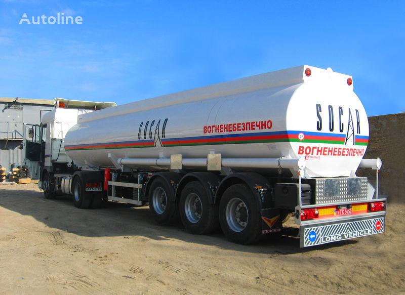 nova cisterna za goriva i maziva EVERLAST