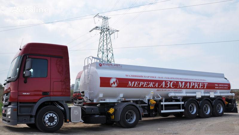 nova cisterna za goriva i maziva EVERLAST PPC