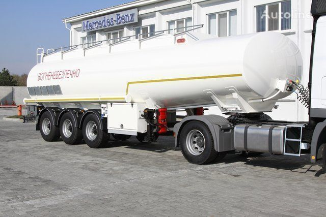 nova cisterna za goriva i maziva RIGUAL VARZ-2833A