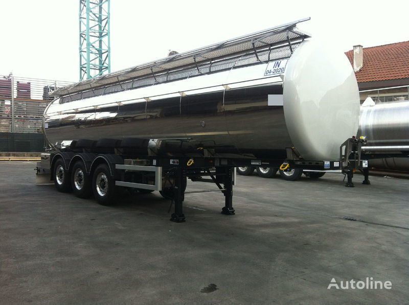 nova cisterna za prevoz hemikalija BSL