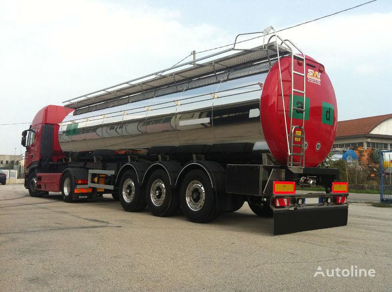 nova cisterna za prevoz hrane BSL