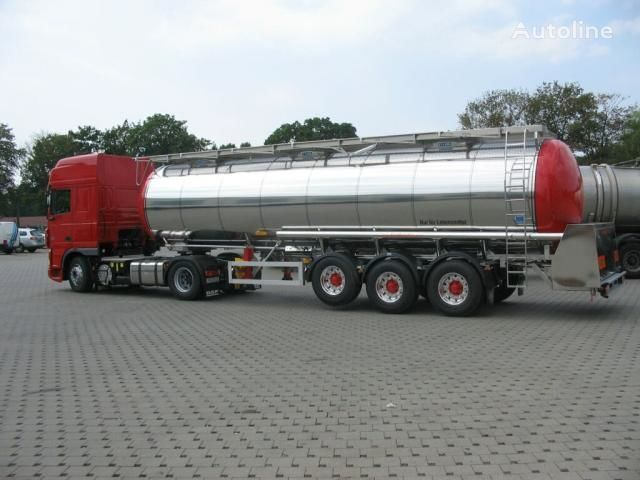 nova cisterna za prevoz hrane FELDBINDER TSA 32.3-1 LM