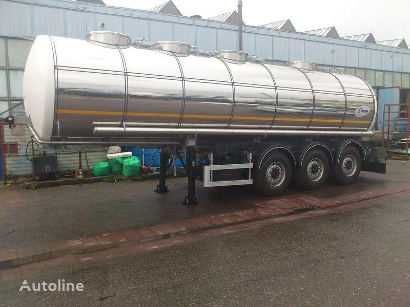 nova cisterna za prevoz hrane PRO-WAM
