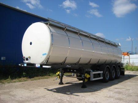nova cisterna za prevoz hrane SANTI SANTI-MENCI pishchevaya cisterna SAF Modul OFF-Road (ID-) SANTI-MENC