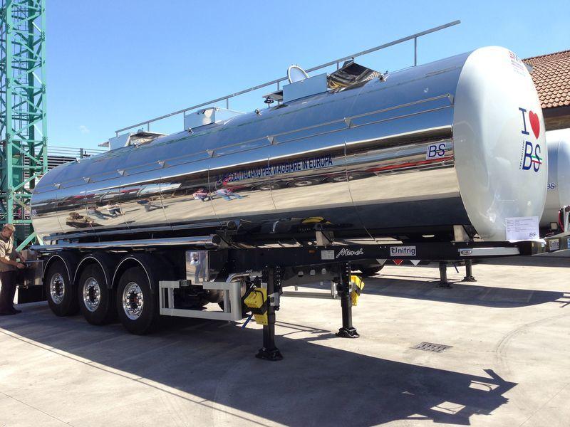 cisterna za prevoz hrane UNIFRIG Light 5.600 kg