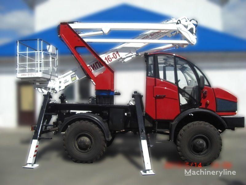 auto dizalica s korpom Lifting Machines AGP VIPO-16-01-02 Silant