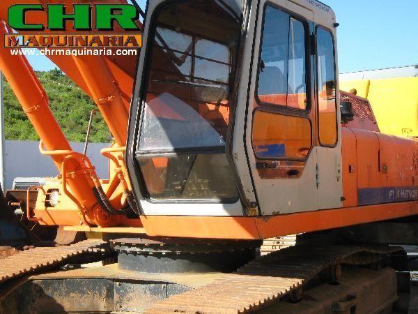 bager guseničar FIAT-HITACHI FH200 - FH220