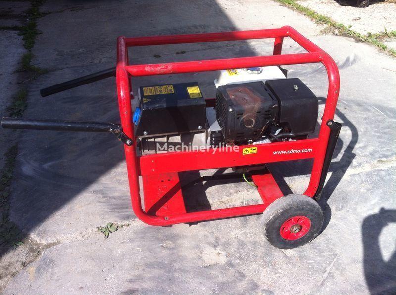 generator SDMO 7500 t-2