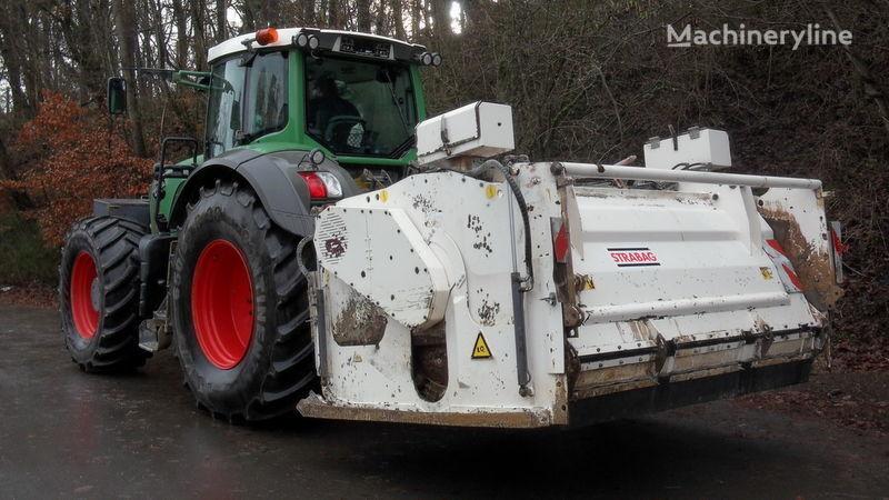 glodalica za asfalt WIRTGEN WS250