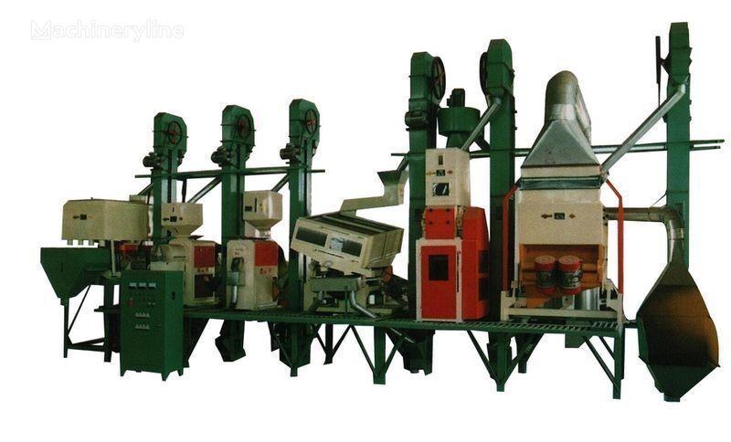 nova industrijska oprema Risovyy zavod Kitay 18 - 150 tonn v sutki