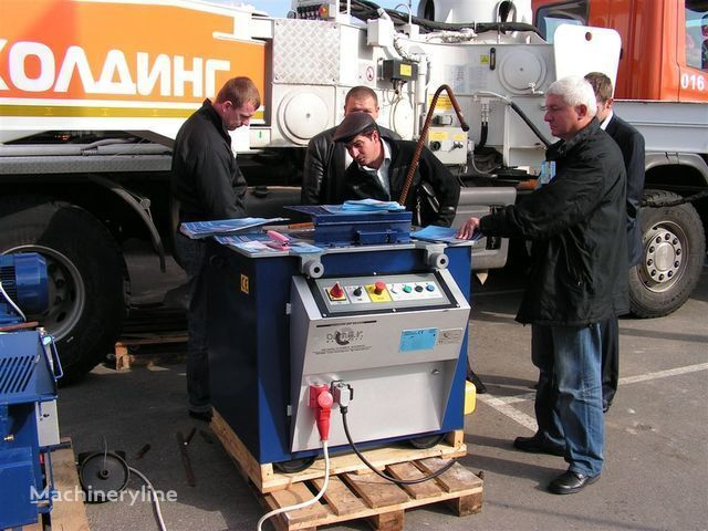 industrijska oprema Stanok dlya izgiba i rubki armatury TR 38/45