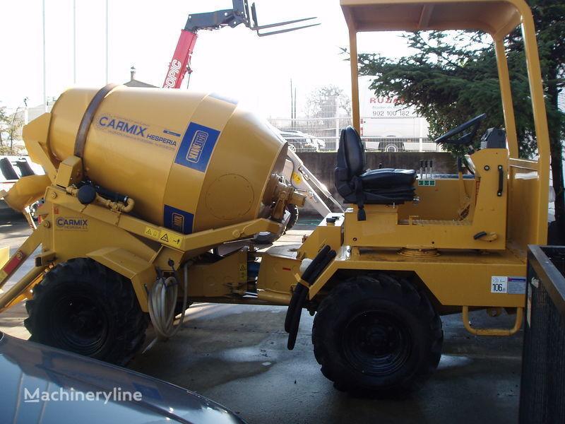 kamion s mešalicom za beton CARMIX ONE