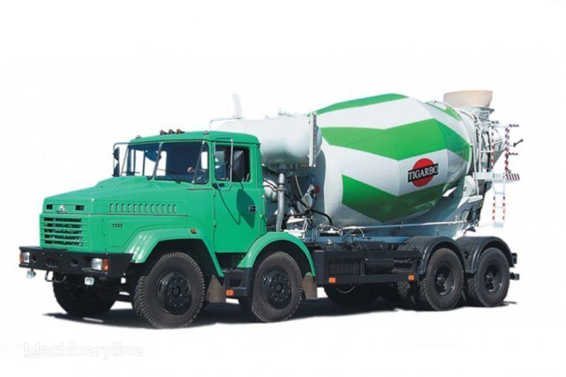 kamion s mešalicom za beton KRAZ 7133P4