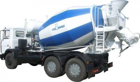 kamion s mešalicom za beton MAZ 6303