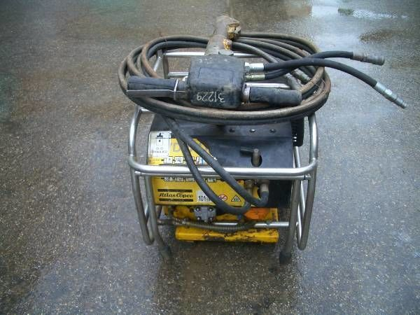 kompresor Atlas Copco  PACK 20