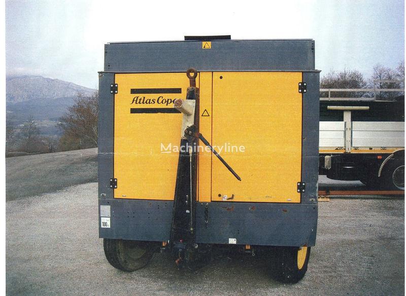 kompresor Atlas Copco XRS 366cd