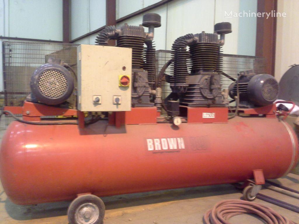kompresor Diversen BROWN LT 500