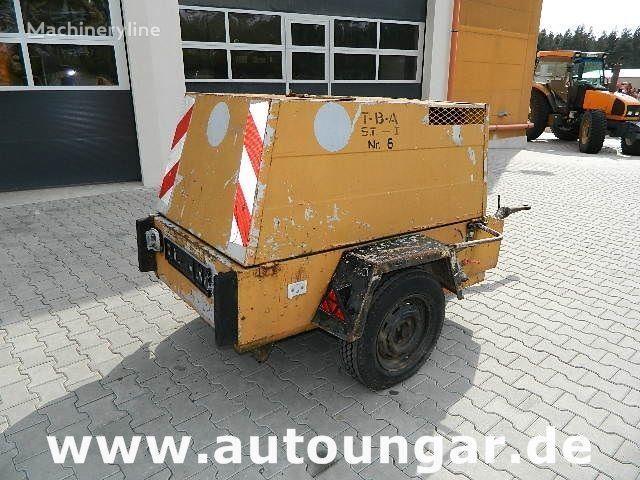 kompresor Jenbacher JW223 auf Anhänger