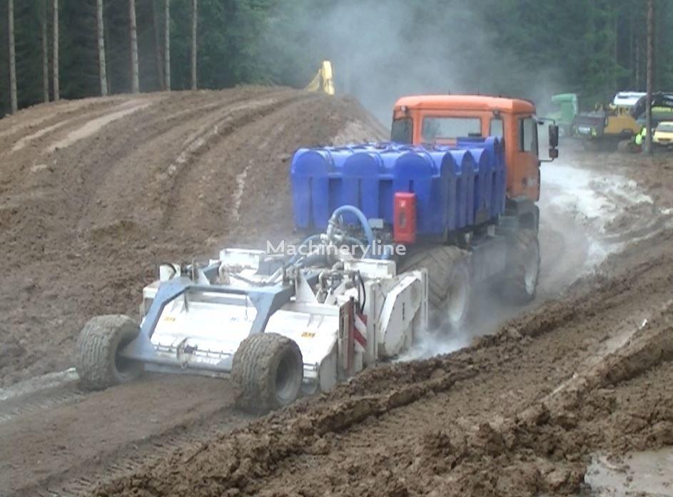 mašina za reciklažu asfalta MAN MAN Multifunctionstrac MFT
