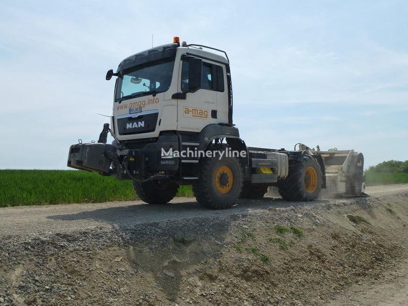 nova mašina za reciklažu asfalta MAN TGS 18.480  - 4x4