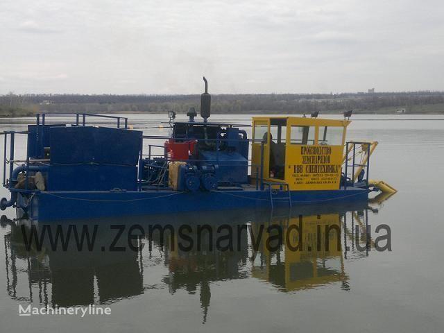 novi plovni bager NSS 160/30-GR Zemsnaryad mini +