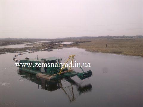 plovni bager NSS Zemsnaryad NSS 1600/25-F