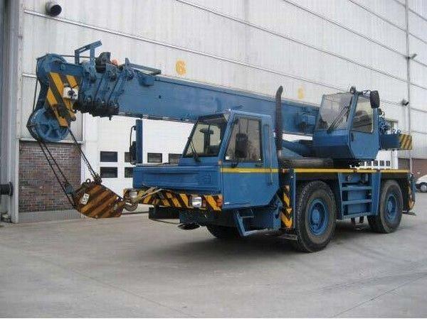 pokretna dizalica PPM ATT 400